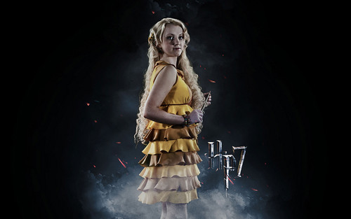 Luna Lovegood - harry-potter Wallpaper