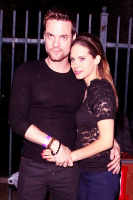 lyndsy amp shane images lyndsy fonseca and shane west at