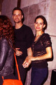 Lyndsy Fonseca and Shane West at Sayers Club - lyndsy-and-shane photo
