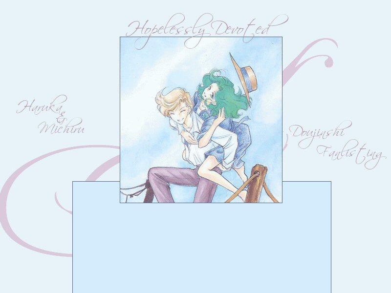 MIchiru and Haruka