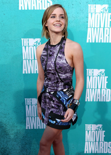 Emma Watson wallpaper called MTV Movie Awards 2012 - June 3, 2012
