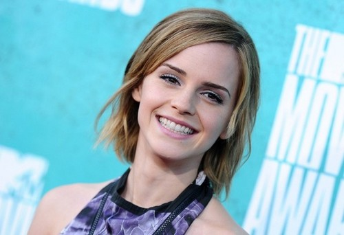 Emma Watson wallpaper with a portrait called MTV Movie Awards 2012 - June 3, 2012