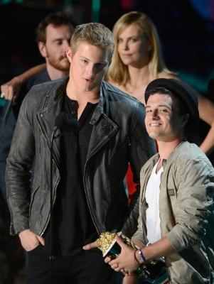 音乐电视 Movie Awards 2012