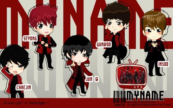 MYNAME   MYNAME Fan Art  31050859    Fanpop