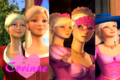 Made with Photoshop, do you like them? - barbie-and-the-three-musketeers fan art