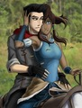 Makorra - makorra-the-one-and-only fan art
