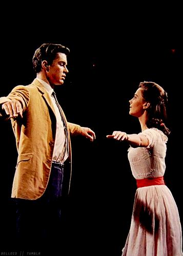 Maria and Tony