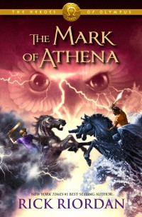 Mark of Athena Offical Cover