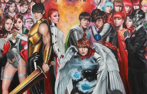Marvelous Universe:Korean Idols