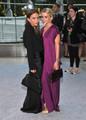 Mary-Kate & Ashley Olsen - 2012 CFDA Fashion Awards - Cocktails, June 04, 2012