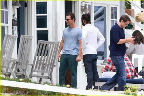 Matthew McConaughey: Malibu foto Shoot!