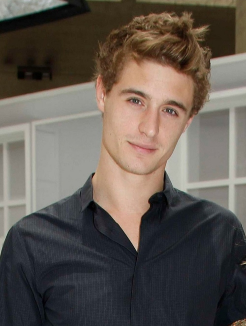 Max Irons the Host From Holy Gorgeous