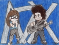 Me With Synyster Gates - avenged-sevenfold fan art