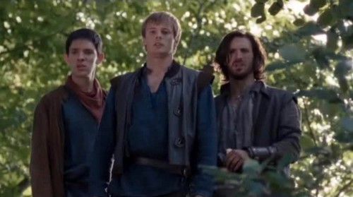Merlin Season 4 Episode 2 - Merlin Characters picha