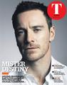 Michael Fassbender on the cover of Today newspaper - June 6 - michael-fassbender photo