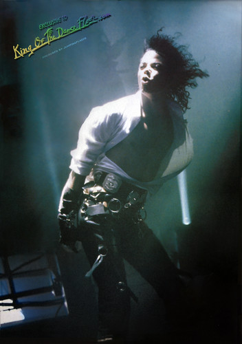 Michael Jackson Dirty Diana Photoshoots  - michael-jackson Photo