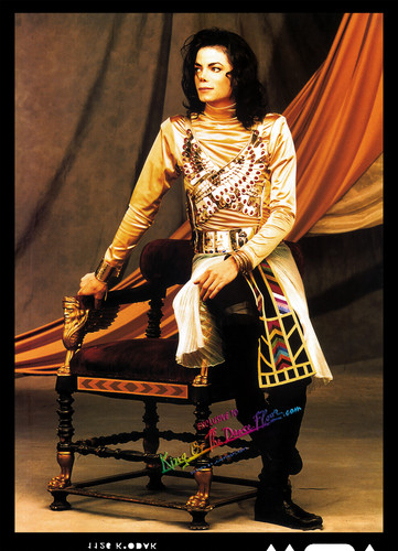 Michael Jackson Remember The Time on the Set Photoshoots HQ - michael-jackson Photo
