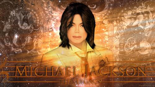 Michael Jackson The Legacy