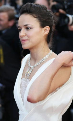 Michelle - Killing Them Softly Premiere - 65th Annual Cannes Film Festival, May 22, 2012