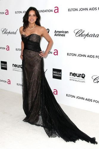 Michelle - The Annual Elton John Oscar Viewing Party, February 26, 2012