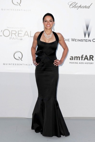 Michelle - The Cinema Against AIDS amfAR Gala, May 24, 2012 - michelle-rodriguez Photo