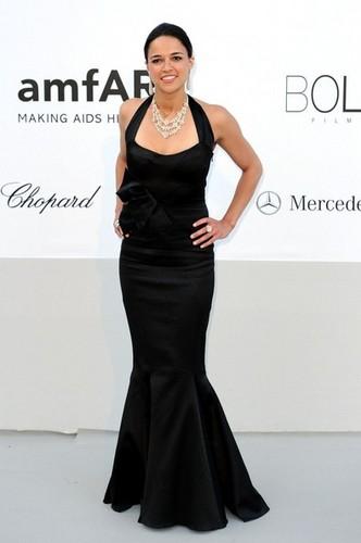 Michelle - The Cinema Against AIDS amfAR Gala, May 24, 2012