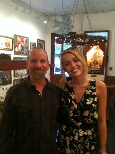 Miley Personal Pic.