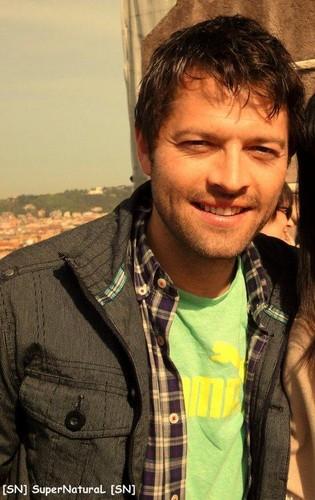 Misha Collins >