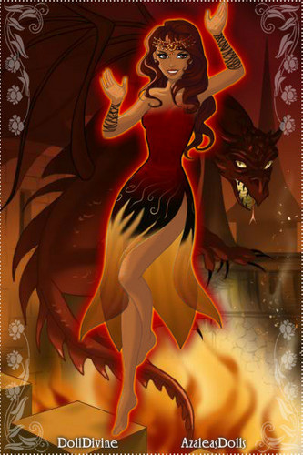 TDH images Missy - December 18 - Fire element wallpaper ...