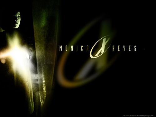 Monica Reyes Hintergrund