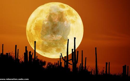 Moon Over Reba