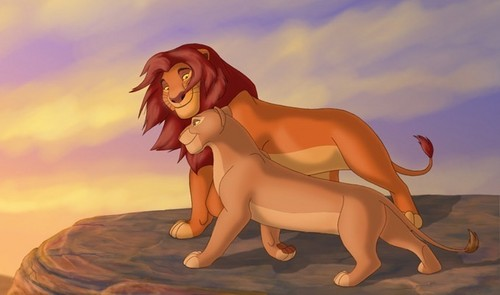 Mufasa-and-Sarabi