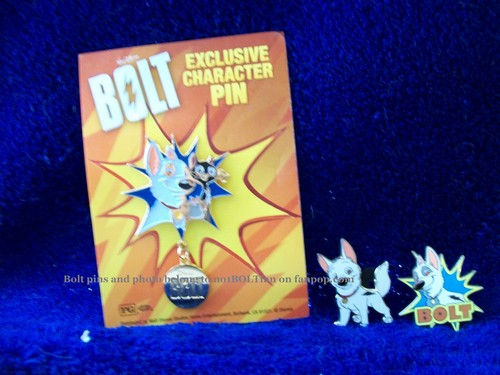 My Bolt stuff part 8 - disneys-bolt Photo