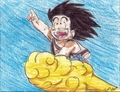 My Dragon Ball Drawings 8) - dragon-ball fan art