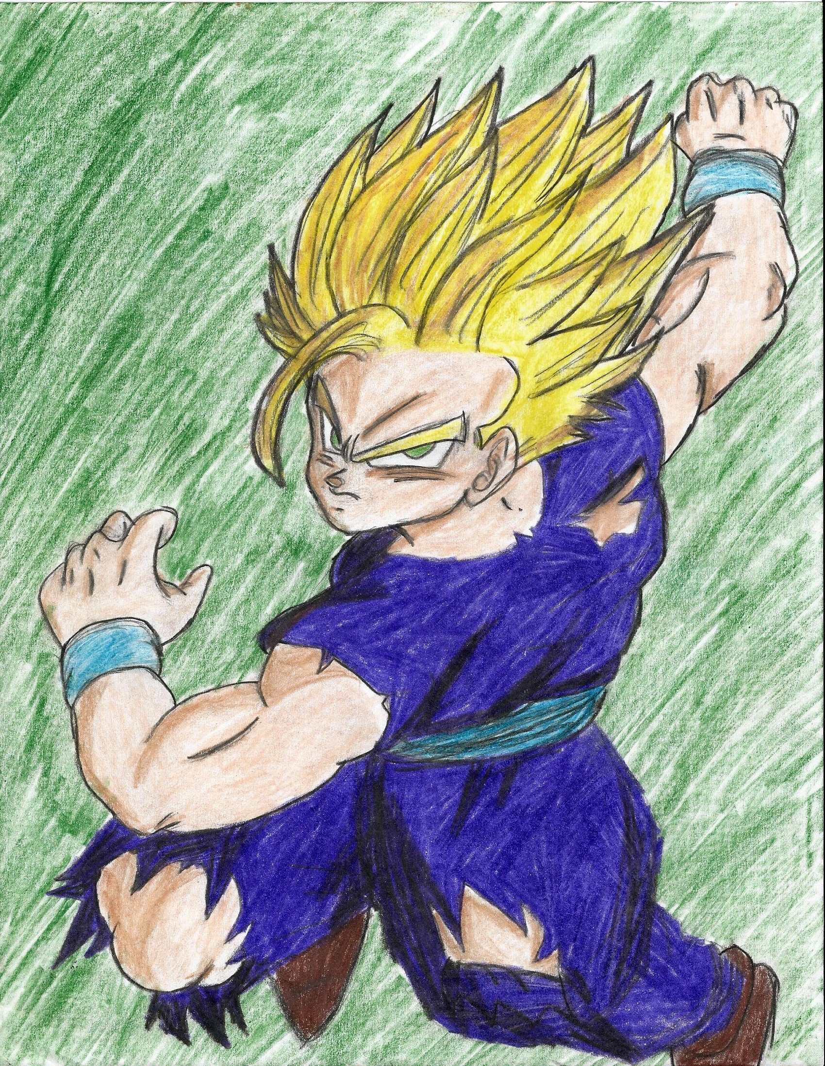 Dragon Ball z gt Drawing Pictures Dragon Ball z Draw