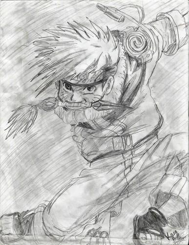 My naruto Drawings! 8)