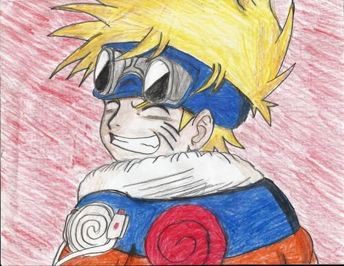 My NARUTO -ナルト- Drawings! 8)