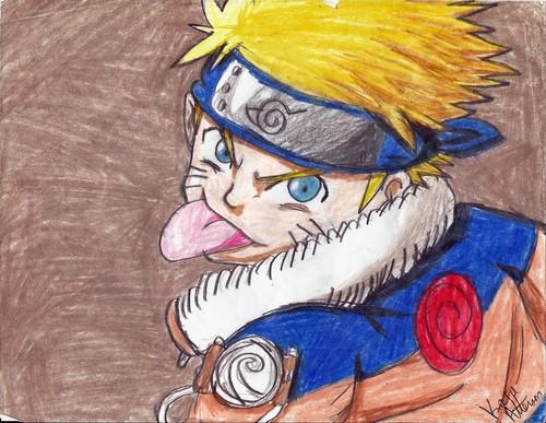 My नारूटो Drawings! 8)