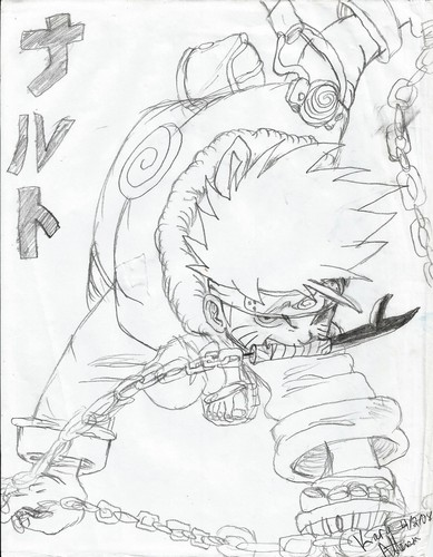 Naruto wallpaper called My Naruto Drawings! 8)