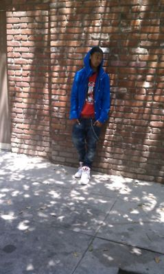 My boo Ray Ray got swagg