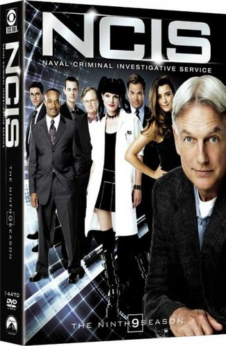 NCIS seaon 9 DVD cover
