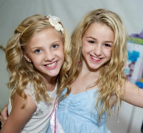 NEW! Paige and Chloe