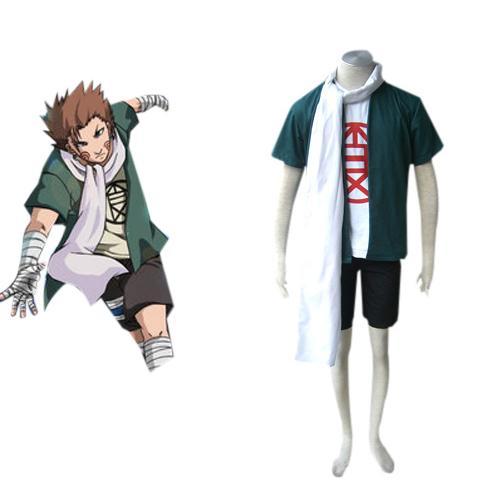 Naruto Akimichi Choujia Cosplay Costume