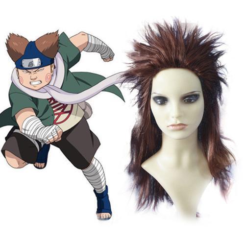 Naruto Choji Akimichi Cosplay Wig