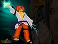 Naruto's fusion result