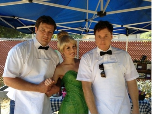 Nathan &amp; Friends - nathan-fillion Photo