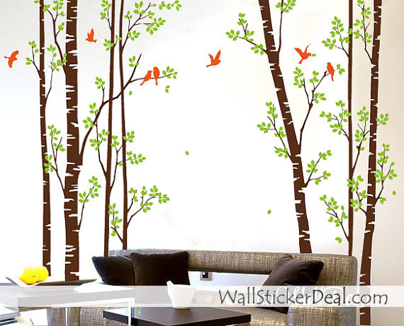 Wall Decoration For Homes : Home decor wall decals grasscloth wallpaper