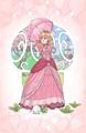 Naughty Peach don't be greedy! - princess-peach photo