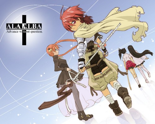 Negima and Friends