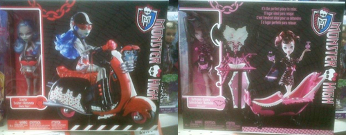 New Monster High found in Australia